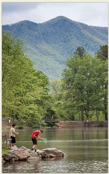 Black Mountain Western North Carolina