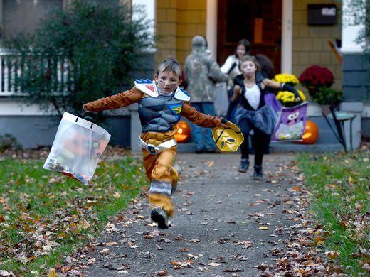 Asheville Halloween