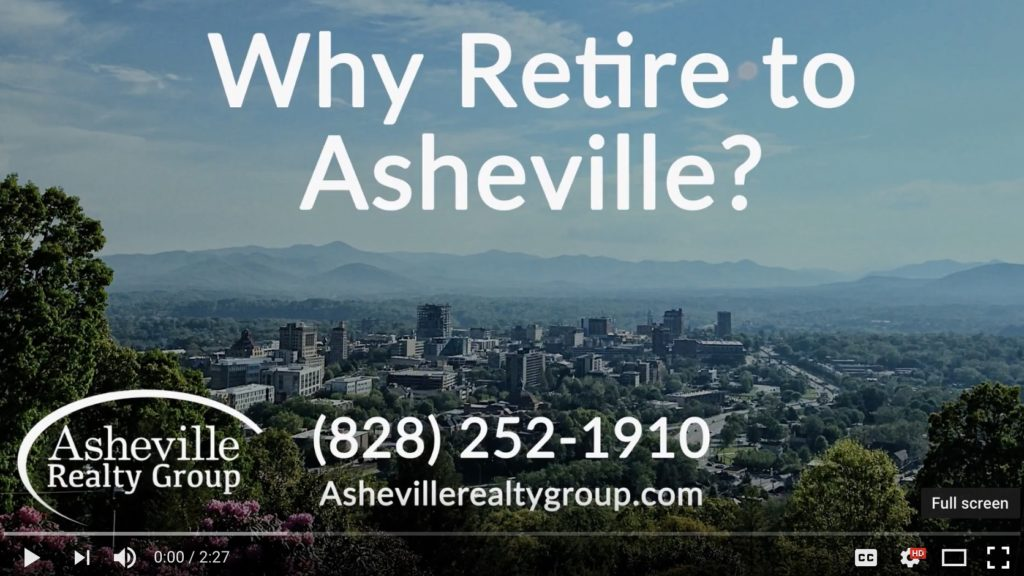 Retire to Asheville