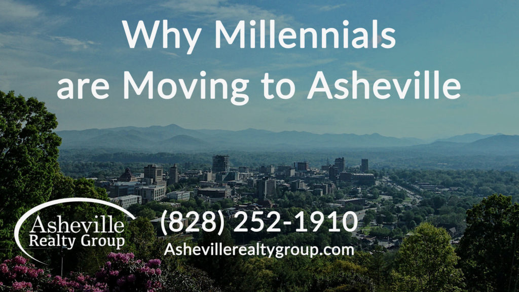 Why Millennials are Moving to Asheville