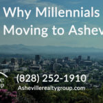 millennials are moving to Asheville
