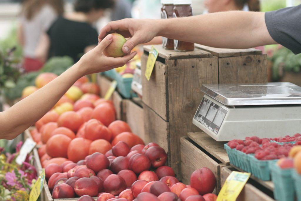 farmers markets in Asheville