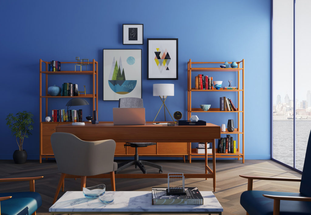 Create a Productive Home Office