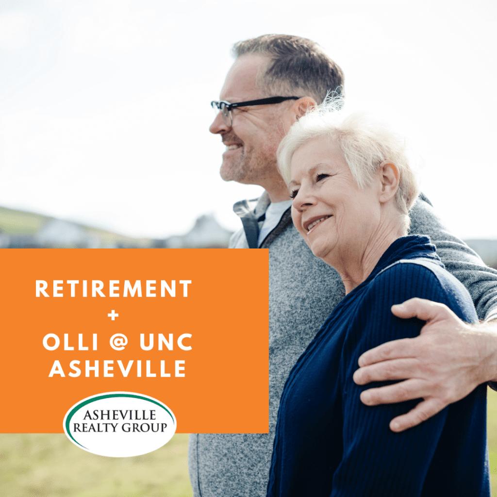retirement in Asheville