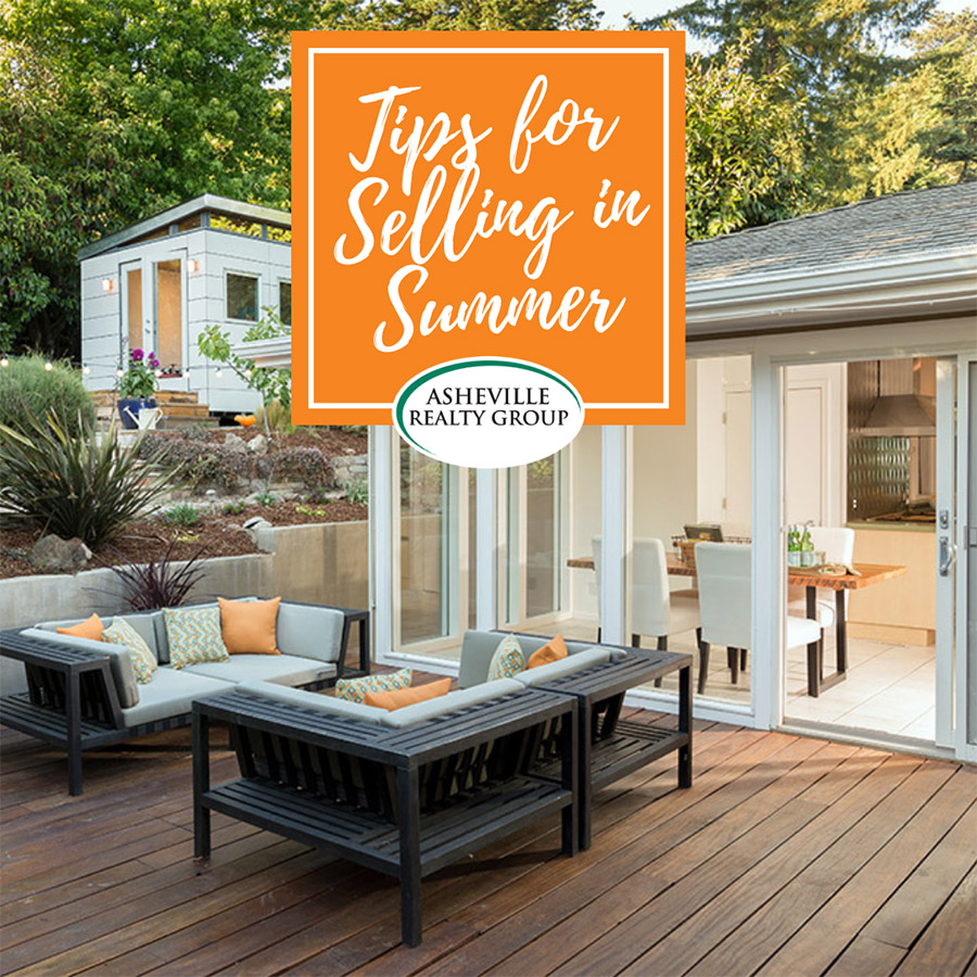 sell asheville home