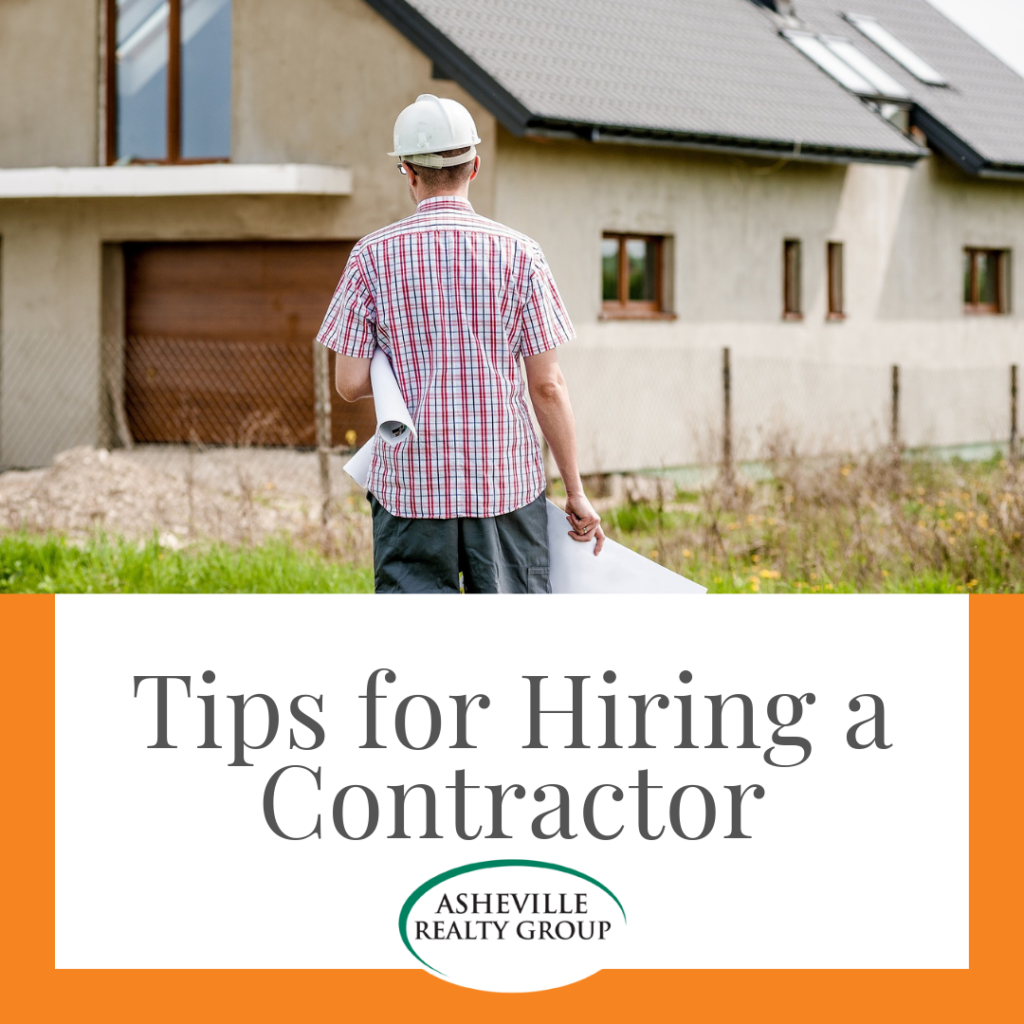 Asheville home contractor