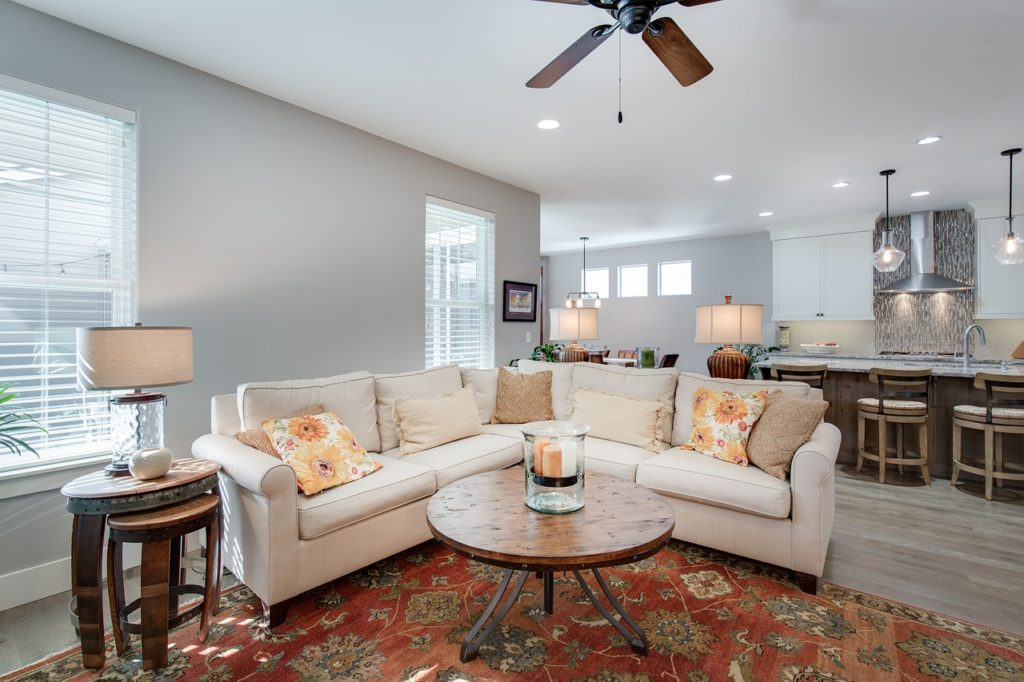 Asheville home staging