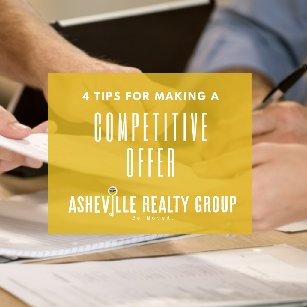 Asheville Tip Home Offer