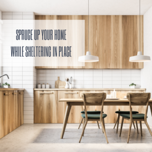 Sprucing Home