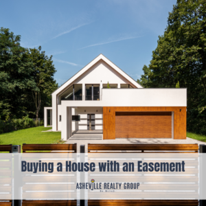 Buying a House with an Easement